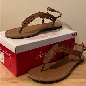 Brown Summer Sandals